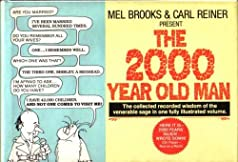 "Cover of ""The 2000 Year Old Man"""