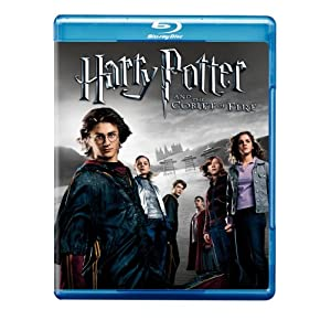 Blu-Ray:  Harry Potter & The Goblet of Fire (2005)