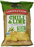 Garden of Eatin' Tortilla Chips, Chili & Lime, 8.1 Oz