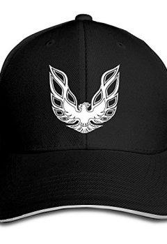 Livres Couvertures de Hittings Pontiac Firebird Logo GTA Trans Am Retro Sweatshirt Flex Baseball Cap Black Black