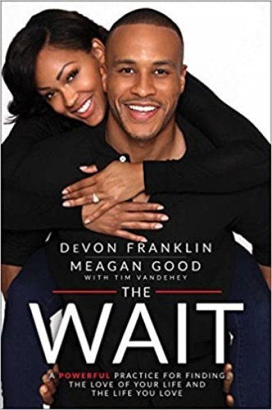 The Wait Book Review By Megan Good and DeVon Franklin.