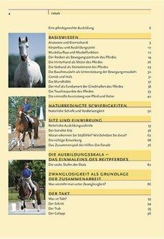 Buchdeckel von Reiten - anatomisch richtig und pferdegerecht: Der Weg zum gelösten und durchlässigen Pferd