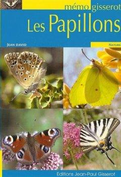 Livres Couvertures de Les Papillons - Memo