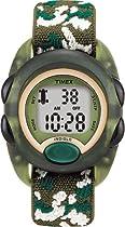 Timex Kids' Camouflage Digital Stretch Band Watch #T71912