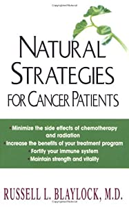 """Cover of """"Natural Strategies For Cancer P..."""