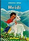 Heidi, la merveilleuse histoire d'une fille de la montagne