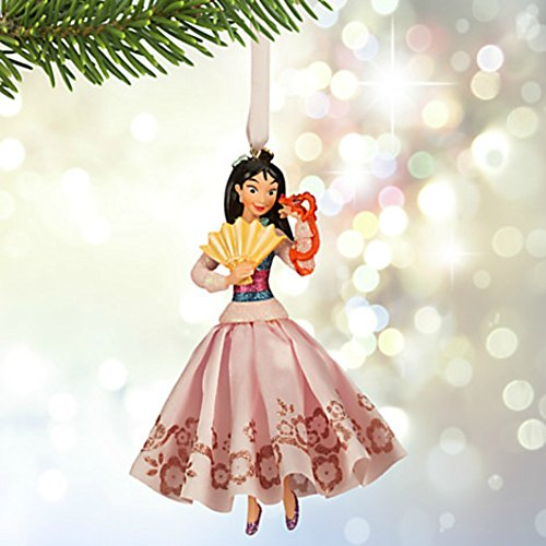 Disney Mulan Christmas Ornament
