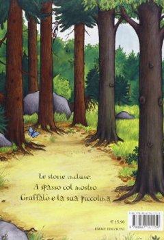 Copertina del libro di Il Gruffalò. Ediz. speciale per i quindici anni con i primi bozzetti dei personaggi