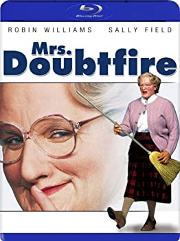 "Cover of ""Mrs. Doubtfire [Blu-ray]"""