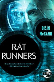 Rat Runners by Oisín McGann| wearewordnerds.com