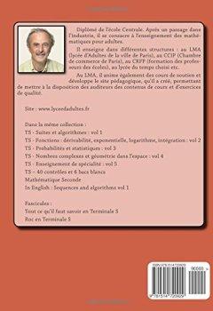 Livres Couvertures de Mathématiques Première S: Pour poursuivre ou reprendre le lycée