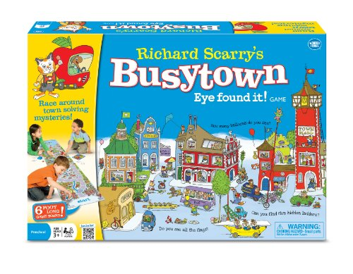 Richard Scarry's Busytown, Eye Found It