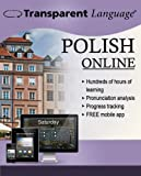 Transparent Language Online - Polish - Student Edition [6 Month Online Access]