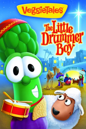VeggieTales The Little Drummer Boy Lisa