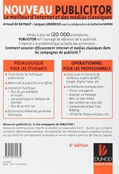 PDF TÉLÉCHARGER GRATUITEMENT PUBLICITOR