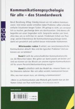 Buchdeckel von Miteinander reden 1: Störungen und Klärungen: Allgemeine Psychologie der Kommunikation