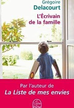 Livres Couvertures de L'écrivain De La Famille