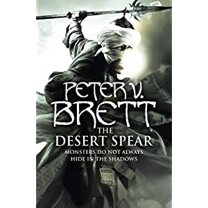 The Desert Spear (Demon Trilogy 2)