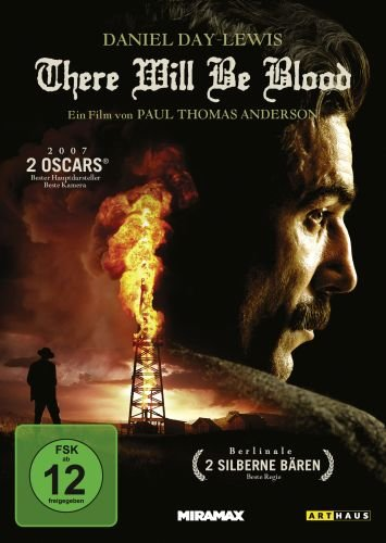 There Will Be Blood [DVD]; ca. 9 Euro