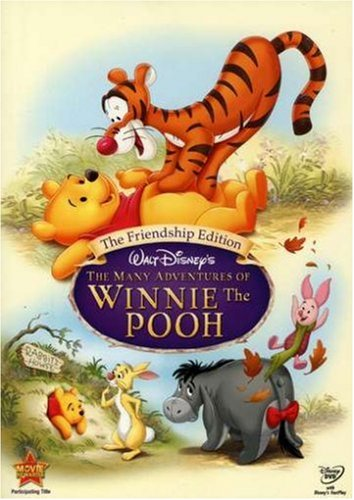 "Cover of ""The Many Adventures of Winnie t..."