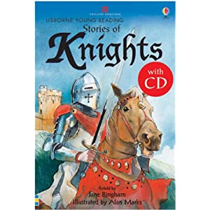 Stories of Knights: English Heritage Edition (Young Reading CD Packs)