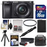 Sony-Alpha-A6300-4K-Wi-Fi-Digital-Camera-16-50mm-Lens-with-16GB-Card-Case-Battery-Flex-Tripod-Filter-Strap-Kit