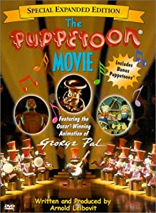 "Cover of ""The Puppetoon Movie"""