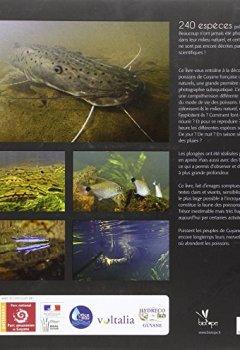 Livres Couvertures de Poissons d'eau douce de Guyane : plongée dans les eaux de l'Amazonie française
