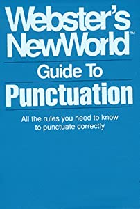 """Cover of """"Webster's New World Guide to Pu..."""