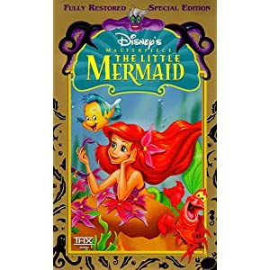 The Little Mermaid (Fully Restored Special Edition) [VHS]