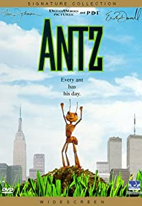 "Cover of ""Antz"""