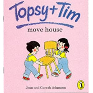 Topsy and Tim Move House (Topsy & Tim picture puffins)