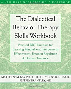 """Cover of """"Dialectical Behavior Therapy Sk..."""