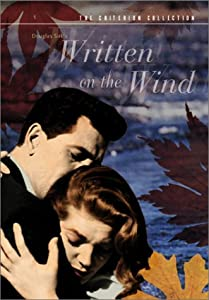 "Cover of ""Written on the Wind - Criterion..."