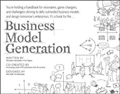 "Cover of ""Business Model Generation: A Ha..."