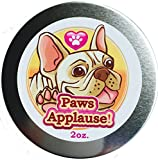 Paws Applause Invisible Dog Boots Protect and Repair Balm for All-Weather Protection and Relief for Dry, Cracked Paws