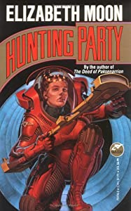 "Cover of ""Hunting Party"""