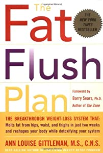 "Cover of ""The Fat Flush Plan"""