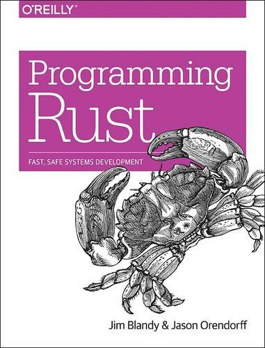 1491927283 – Programming Rust
