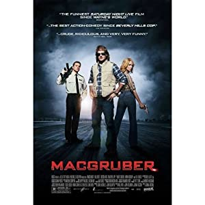 "Cover of ""MacGruber"""