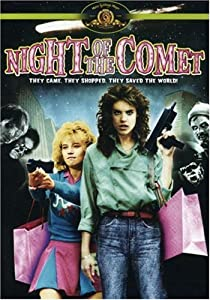 "Cover of ""Night of the Comet"""