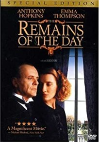"""Cover of """"The Remains of the Day [Region ..."""