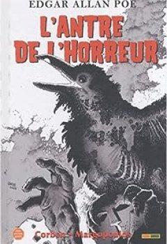 Livres Couvertures de L'antre De L'horreur