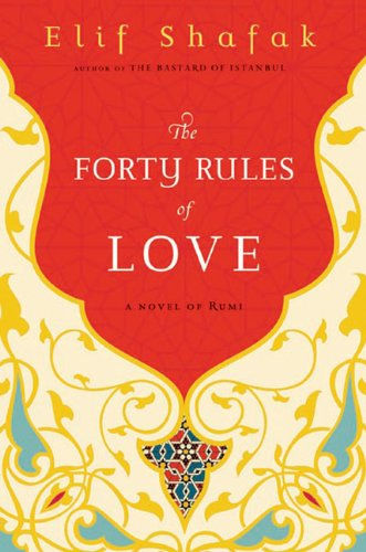 "Cover of ""The Forty Rules of Love: A Nove..."