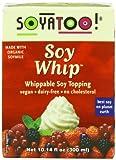 Soyatoo Soy Whip Box, 10.14 Ounce