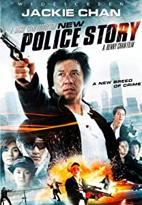 "Cover of ""New Police Story"""