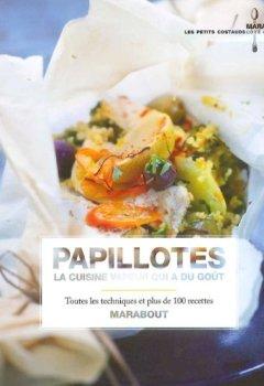 Livres Couvertures de Papillotes, la cuisine vapeur qui a du goût