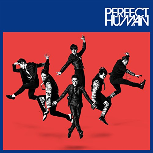 PERFECT HUMAN(TYPE-A)(DVD付)