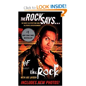 The Rock Says...