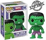 Marvel(マーベル) Hulk(ハルク) POP MARVEL VINYL ボブルヘッド